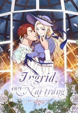 Ingrid, con nai trắng