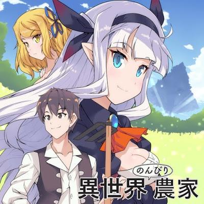 ISEKAI NONBIRI NOUKA (LH Manga)