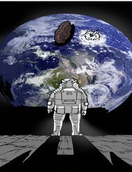 Mắc Kẹt Trên Mặt Trăng