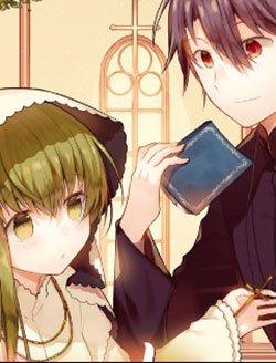 Nữ thánh Ceclilia và mục-sư Lawrence