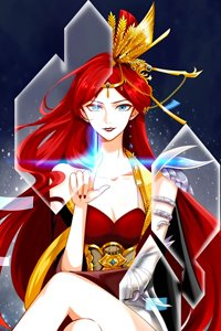 Phản Phái Nữ Đế Lai Tập