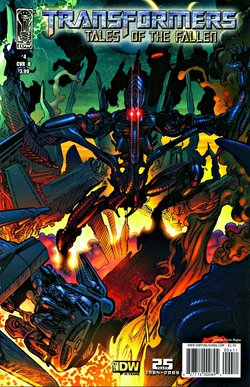 Transformer Film comic series