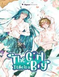 The Girl I Like Is A Boy